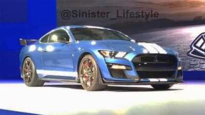 25 All New 2019 Ford Gt 500 Engine