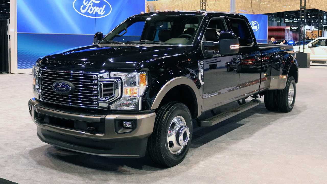 25 Best 2020 Ford F350 New Concept