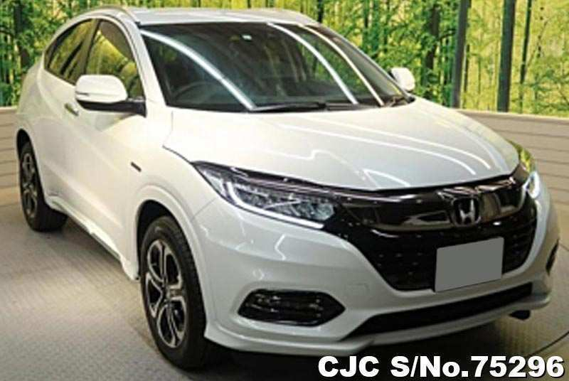 25 New 2019 Honda Vezel Concept And Review