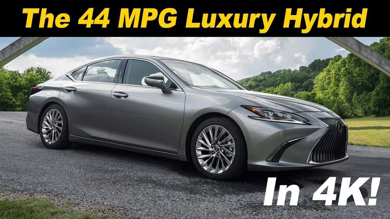 26 A 2019 Lexus Es Hybrid Price Design And Review