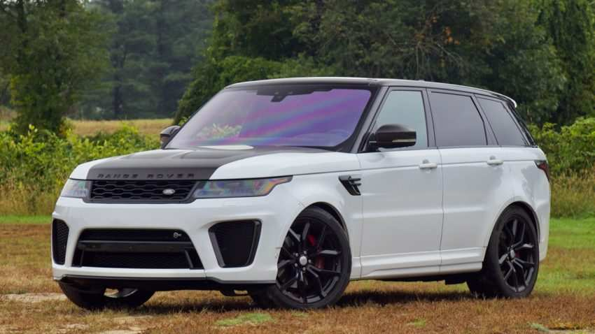 26 New 2019 Land Rover Svr Speed Test