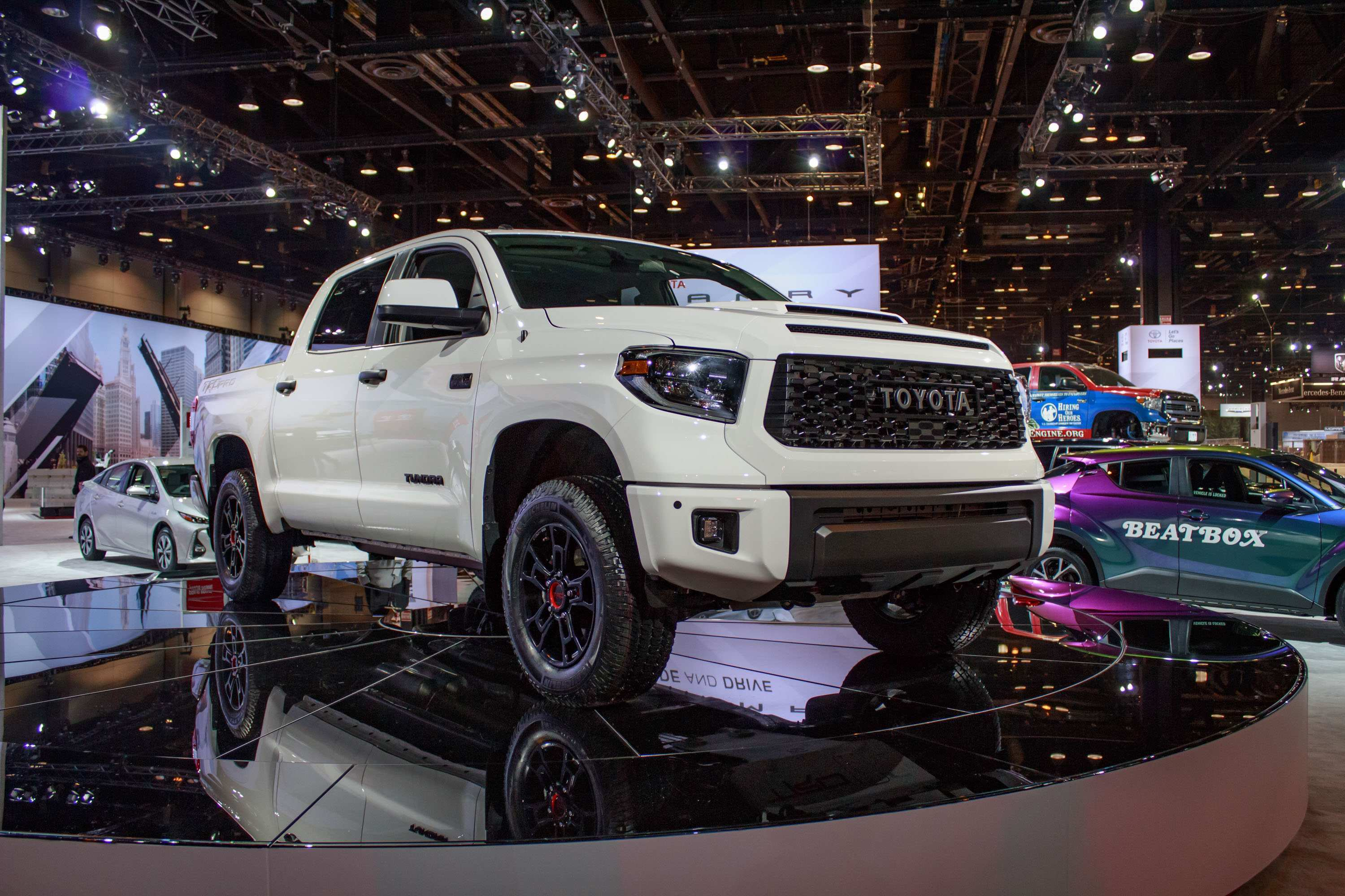 26 New 2019 Toyota Tundra Concept Redesign And Review