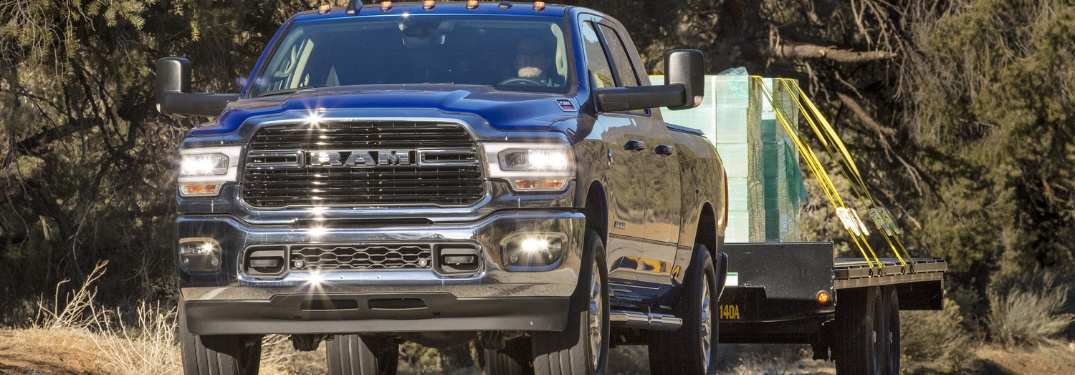 27 A 2019 Dodge 2500 Specs Redesign And Review