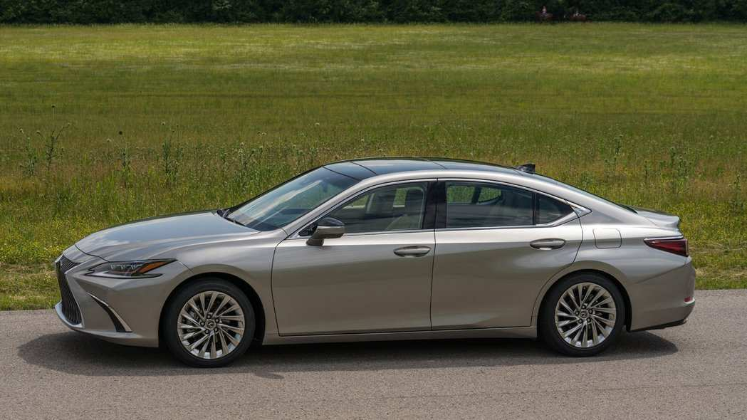 27 Best 2019 Lexus Es Review Photos