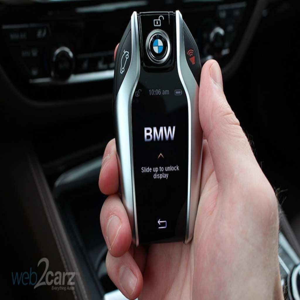 27 New 2019 Bmw Key Fob Release Date And Concept