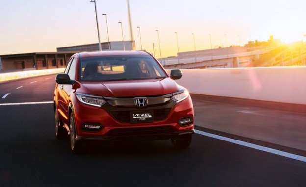 27 The Best 2019 Honda Vezel Research New