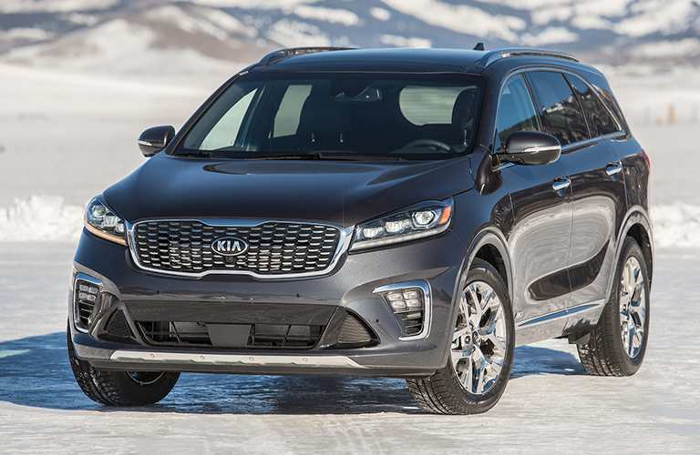 27 The Best 2019 Kia Sorento Release Date New Model And Performance