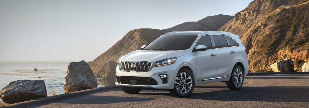 28 New 2019 Kia Sorento Release Date Price And Review