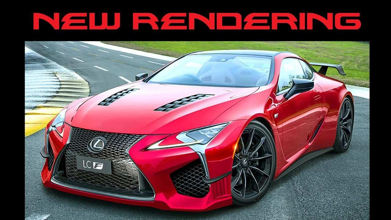 28 New 2020 Lexus Lc F Research New