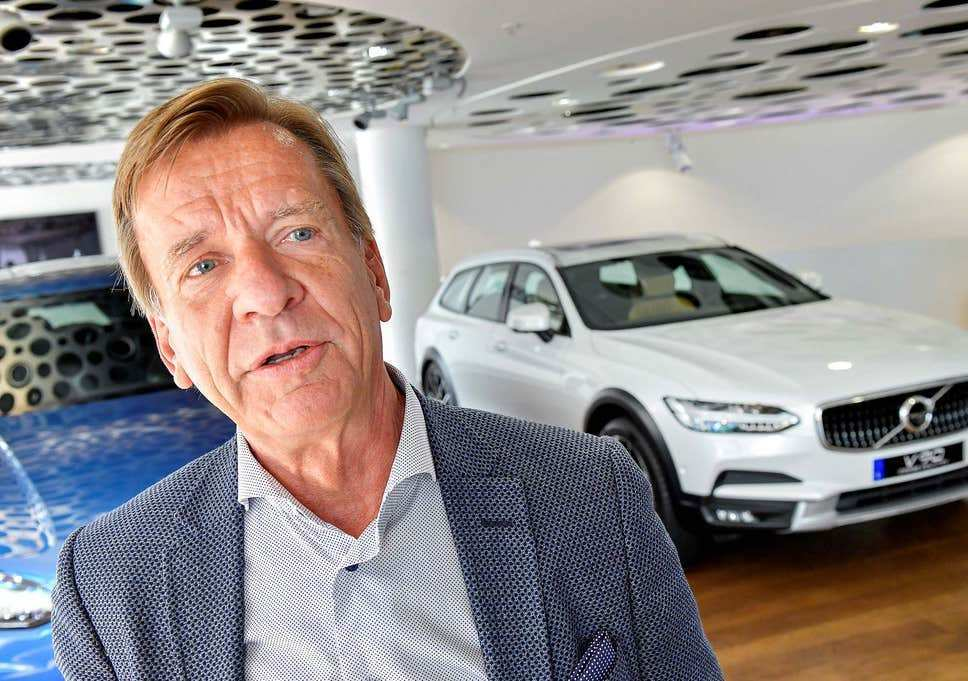 28 The Volvo 2020 Pledge New Review