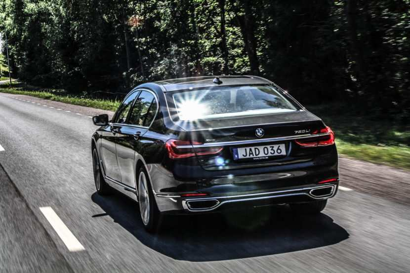 29 All New 2019 Bmw 7 Series Lci Model