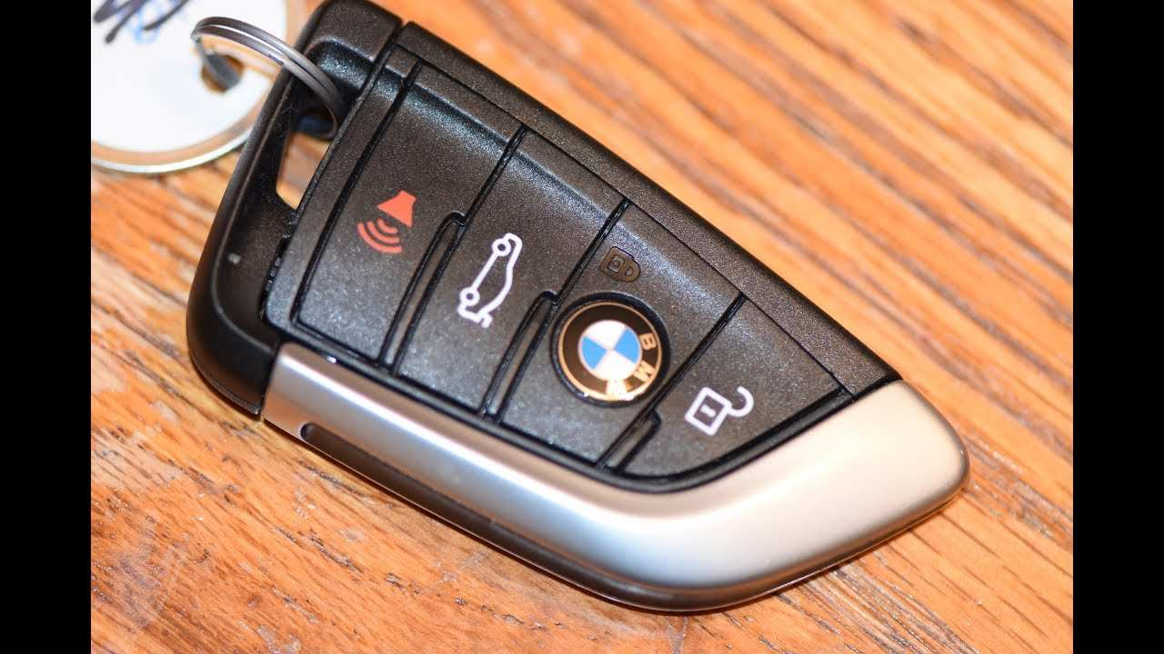 29 All New 2019 Bmw Key Fob Specs And Review
