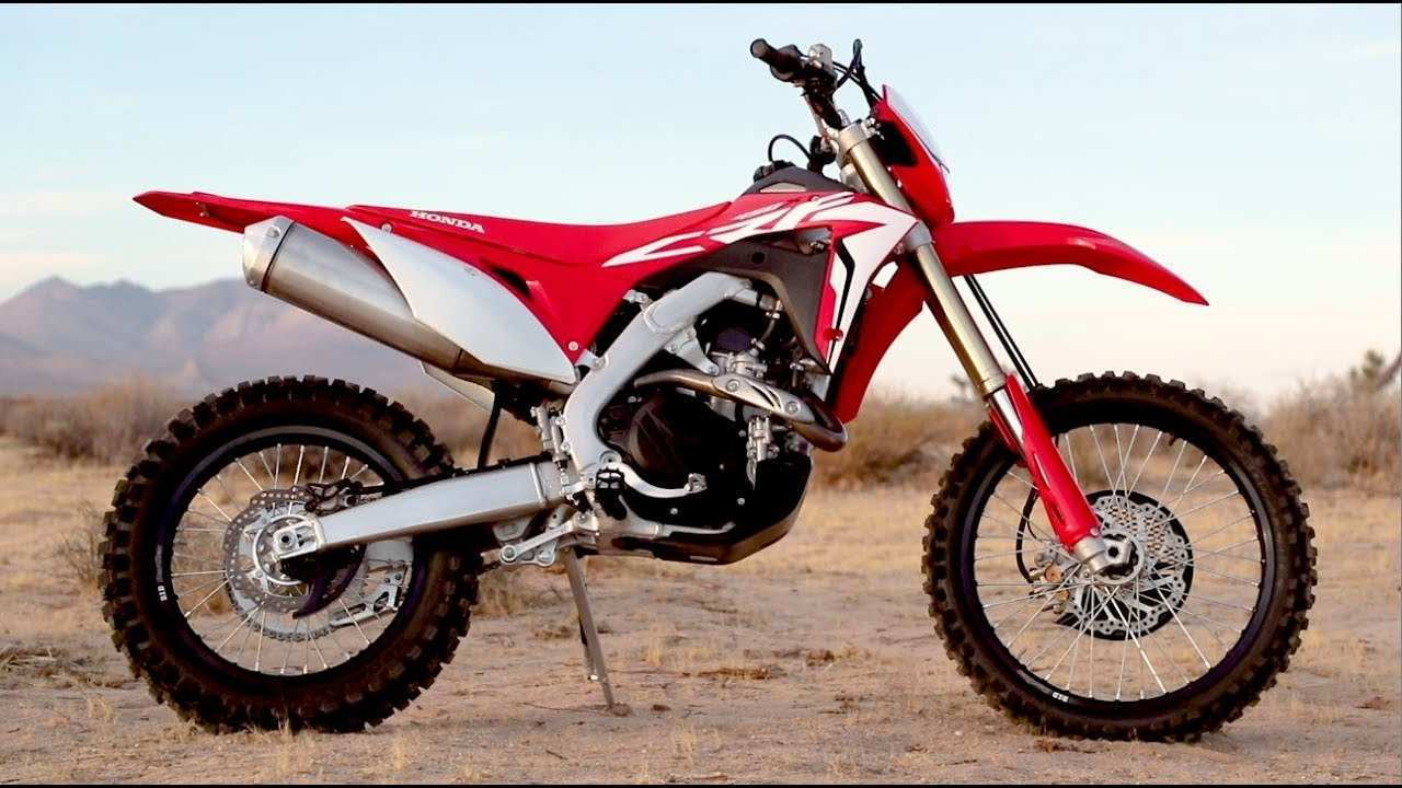 29 The 2019 Honda 450X Reviews