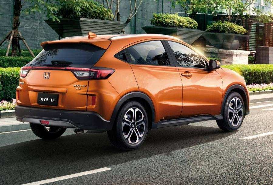 29 The 2019 Honda Hrv Rumors Spesification