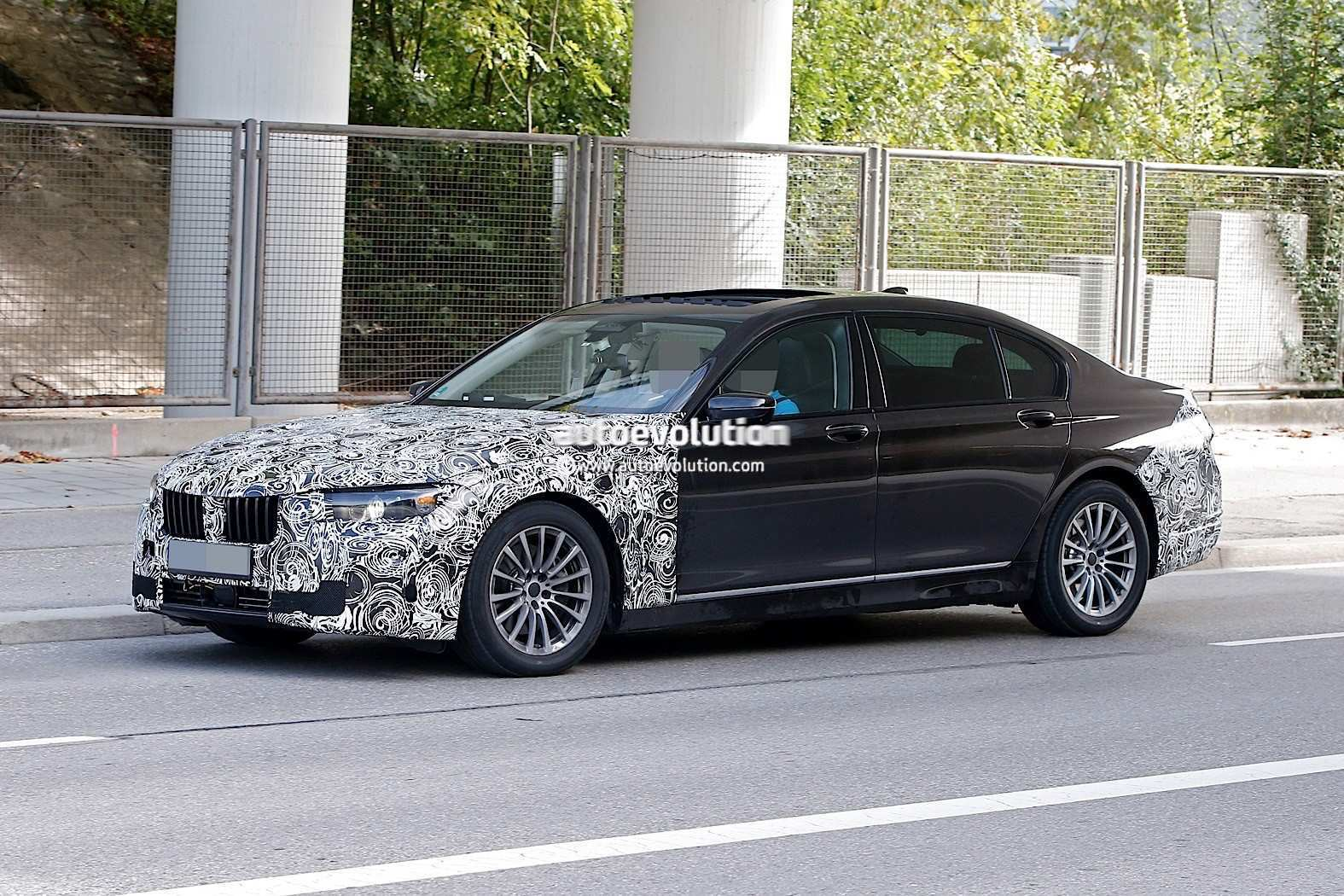 30 A 2019 Bmw 7 Series Lci Engine