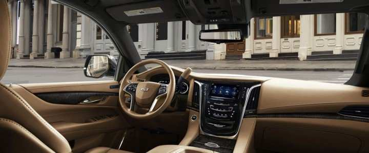 30 A 2019 Cadillac Escalade Interior Research New