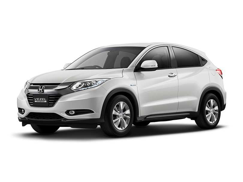 30 New 2019 Honda Vezel Concept And Review