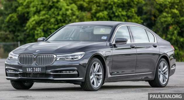 30 The 2019 Bmw 7 Series Lci New Concept