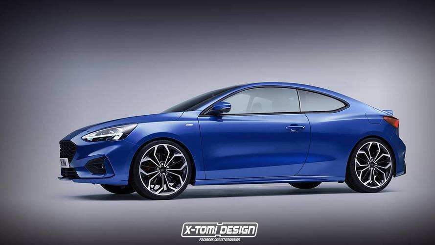 30 The Best 2019 Ford Focus Sedan 2 Release Date