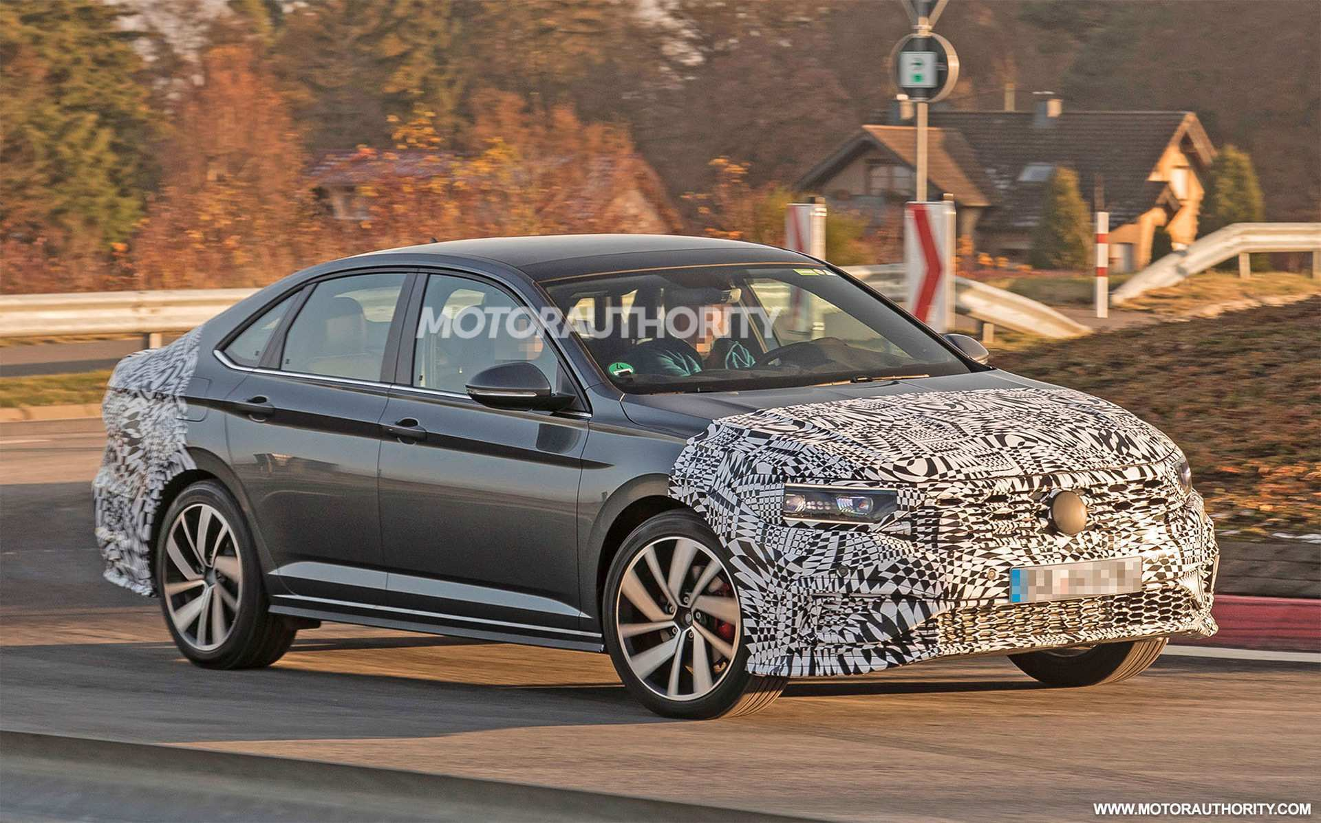 31 All New 2019 Vw Jetta Spy Shots Exterior
