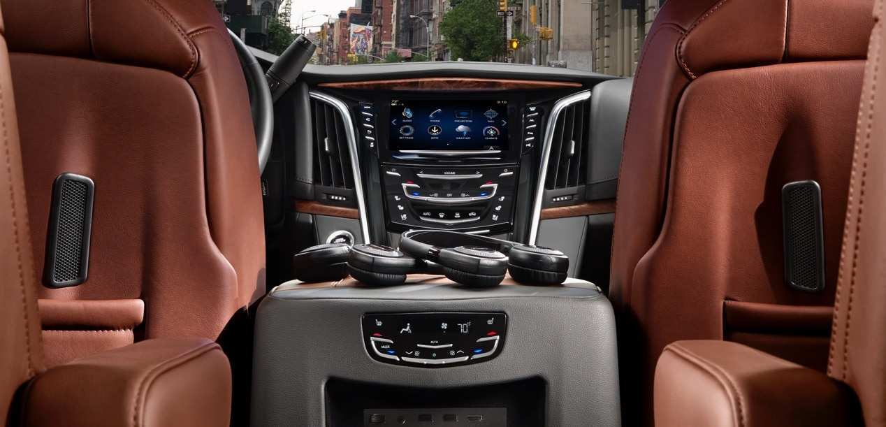 31 New 2019 Cadillac Escalade Interior Spesification