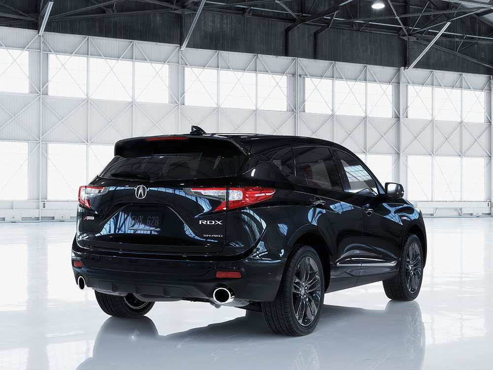 31 The 2019 Acura Rdx Engine Concept And Review
