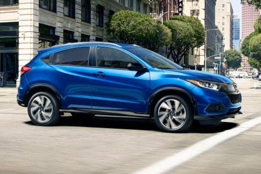 31 The 2019 Honda Hrv Rumors Concept
