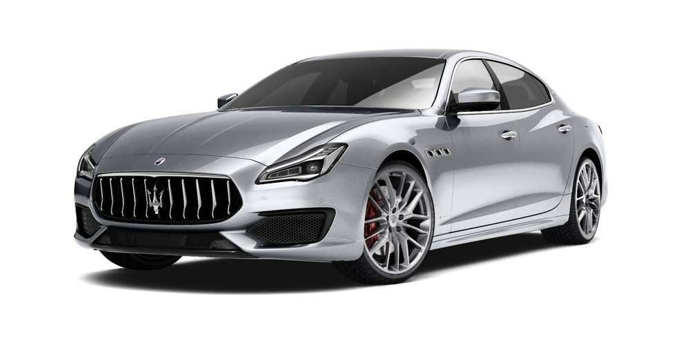 31 The 2019 Maserati Cost Spy Shoot