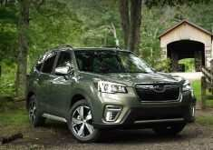 2019 Subaru Forester Manual