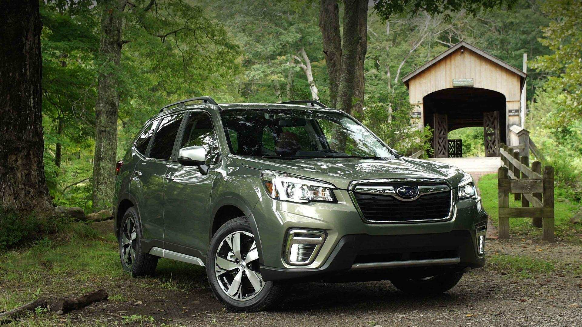 32 A 2019 Subaru Forester Manual New Model and Performance