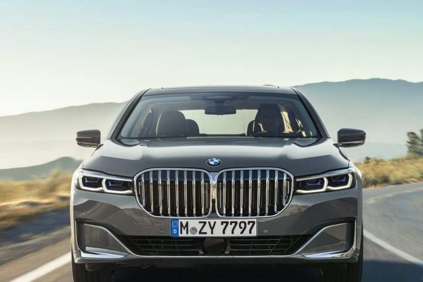 32 All New 2019 Bmw 7 Series Lci Model