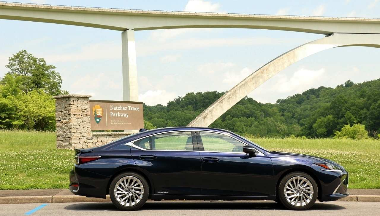 32 New 2019 Lexus Es Review Rumors