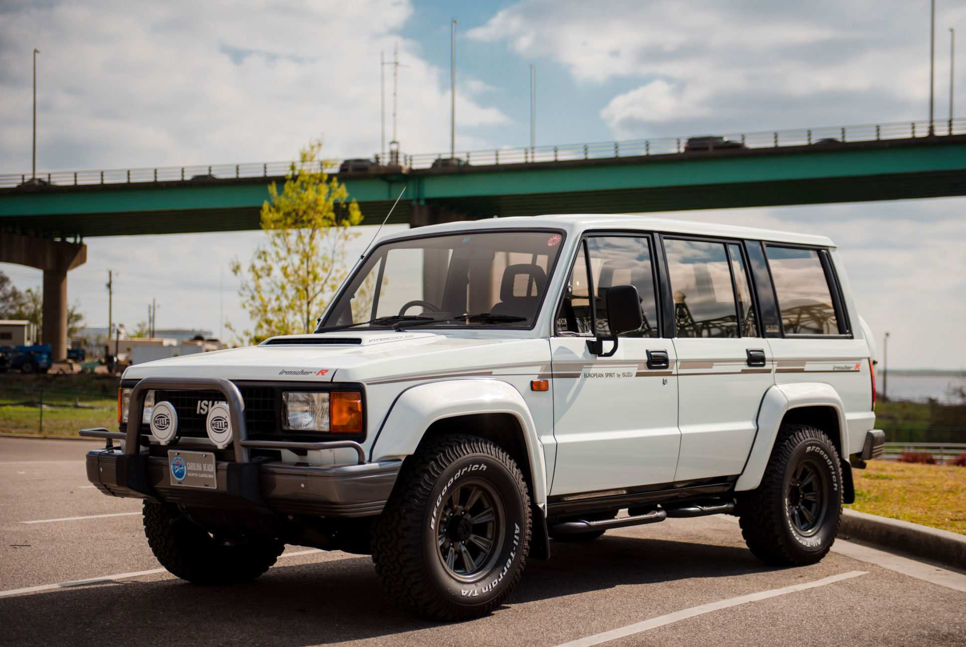 32 The Best 2019 Isuzu Trooper Wallpaper