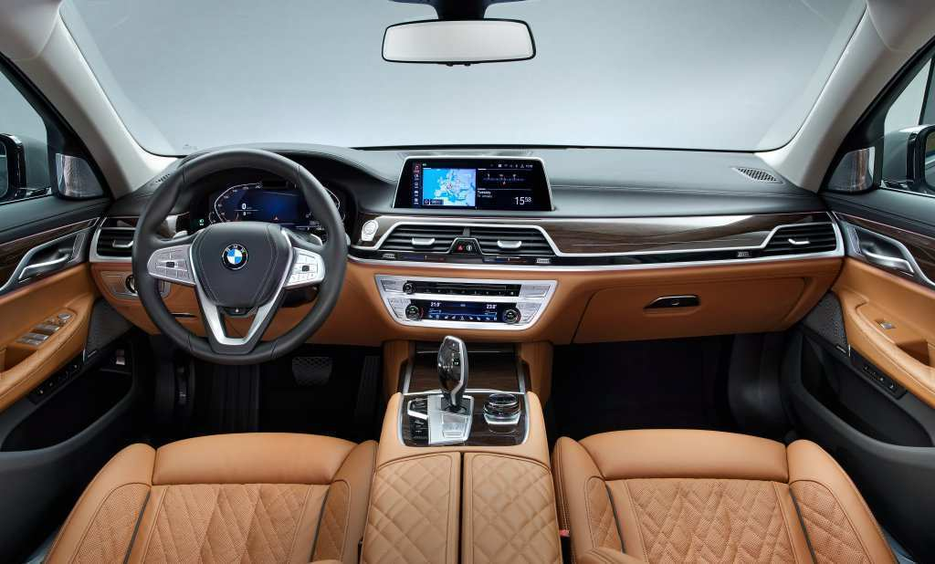 33 A 2019 Bmw 7 Series Lci Interior