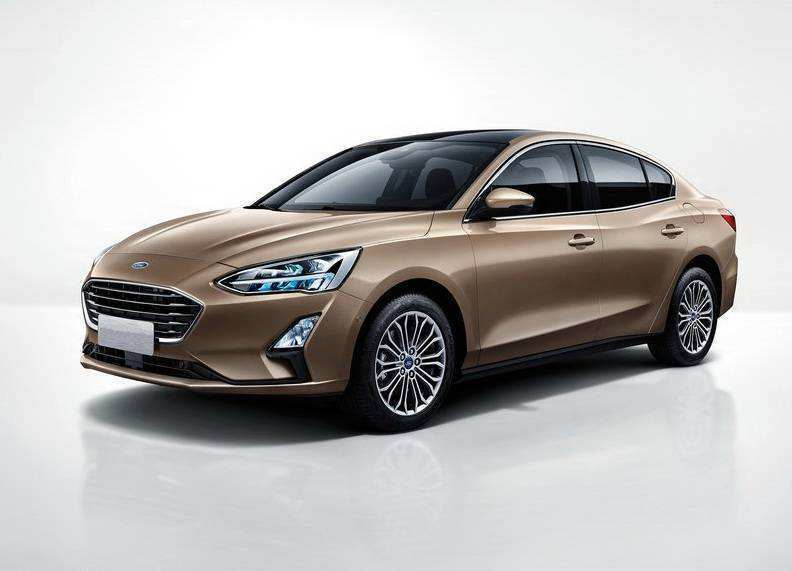 33 All New 2019 Ford Focus Sedan 2 Release Date