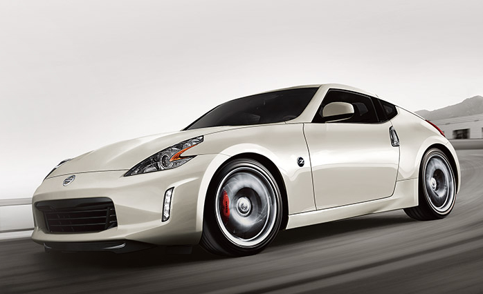33 The 2019 Nissan 350Z Photos