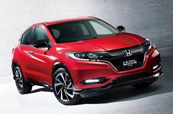 33 The Best 2019 Honda Vezel Concept