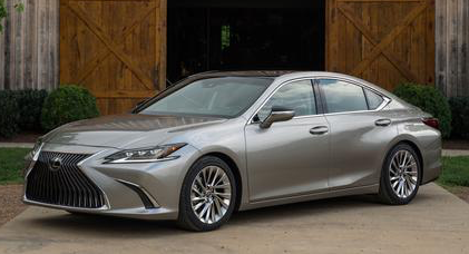 34 A 2019 Lexus Es Hybrid Reviews