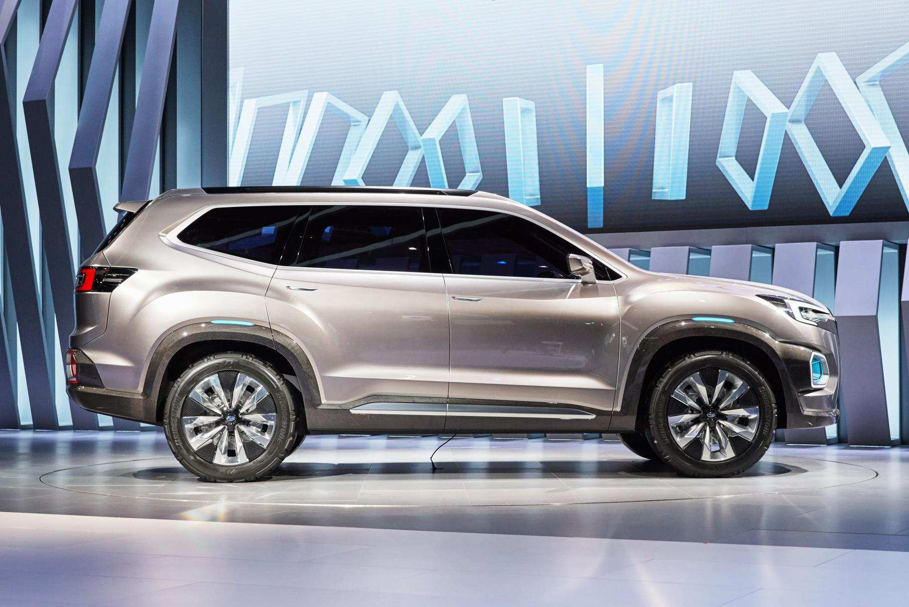 34 A 2019 Subaru Suv Exterior And Interior