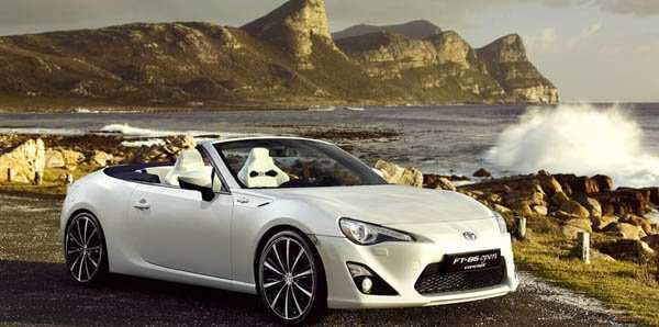 34 All New 2019 Toyota Gt86 Convertible Redesign And Review
