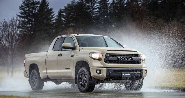 34 All New 2019 Toyota Tundra Concept Review