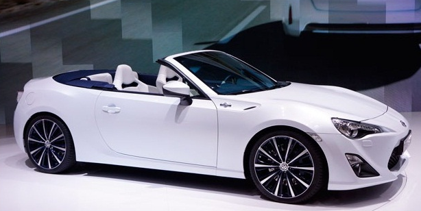 34 Best 2019 Toyota Gt86 Convertible Configurations