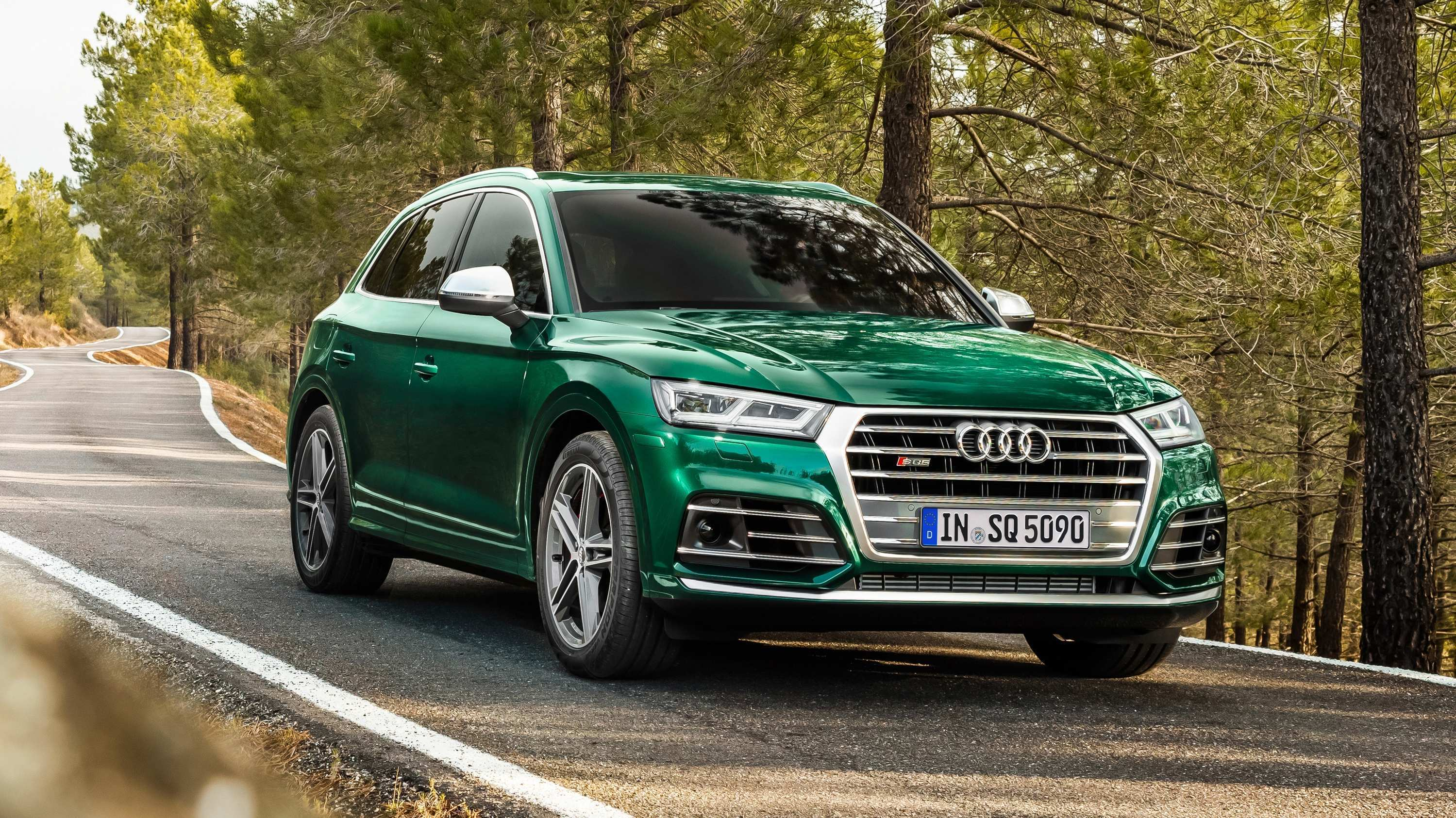34 New 2019 Audi Green Picture