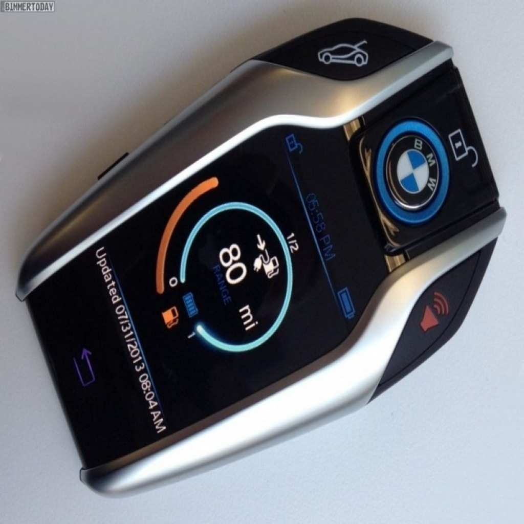 34 The Best 2019 Bmw Key Fob New Model And Performance