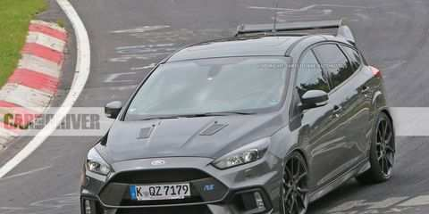 35 A 2019 Ford Focus Rs500 Concept And Review