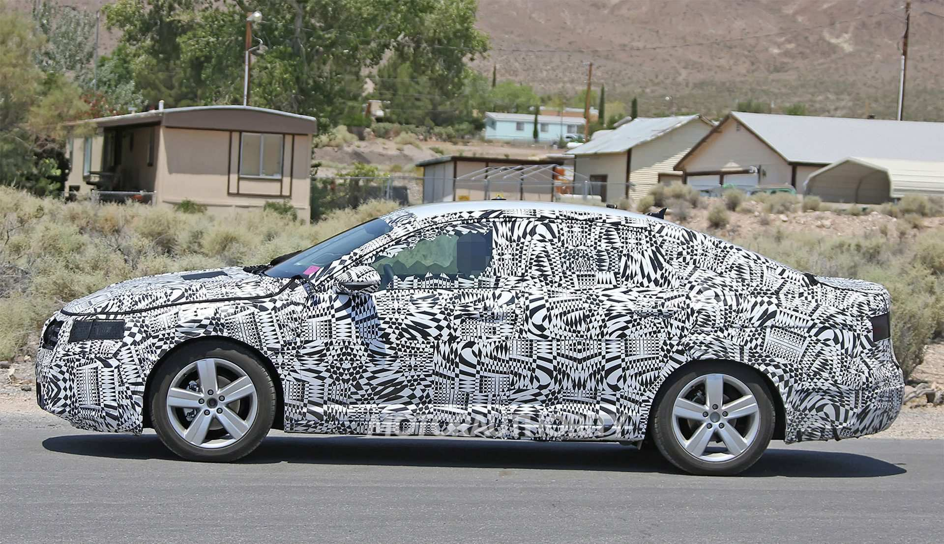 35 A 2019 Vw Jetta Spy Shots Pictures