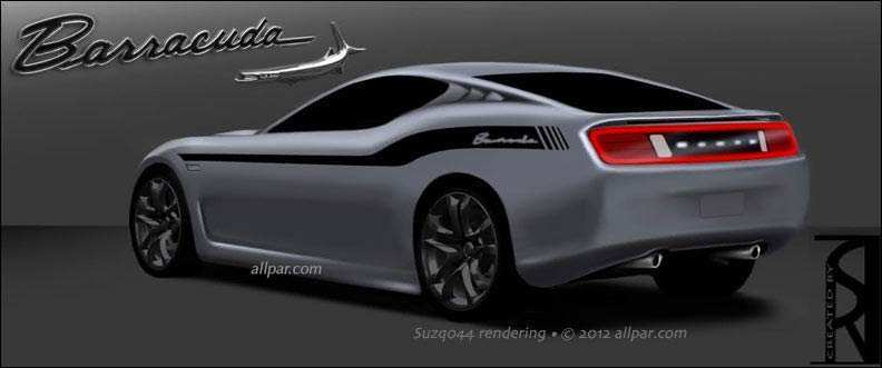 35 All New 2019 Dodge Cuda Redesign And Concept