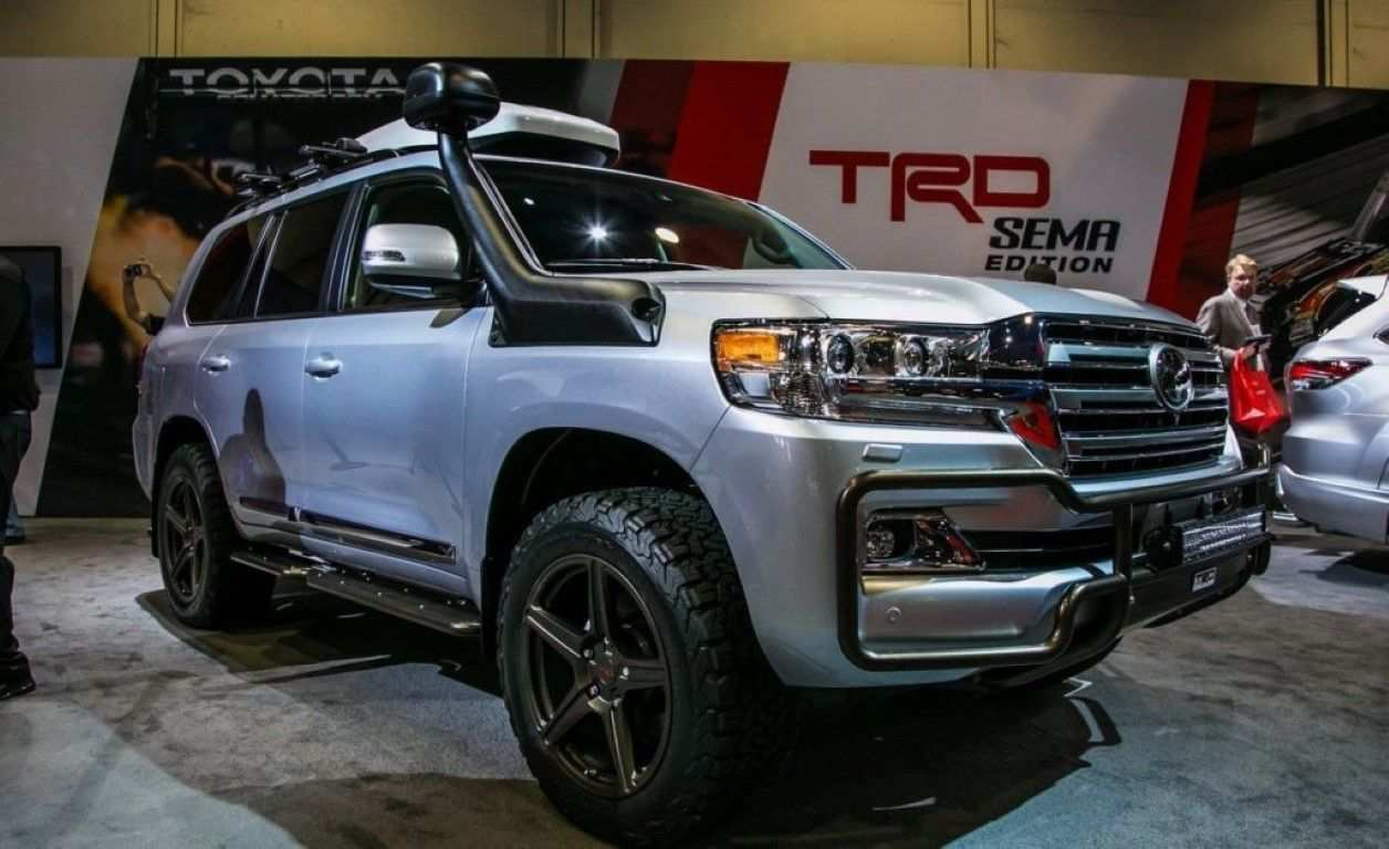 35 All New 2019 Toyota Prado Redesign Release Date And Concept