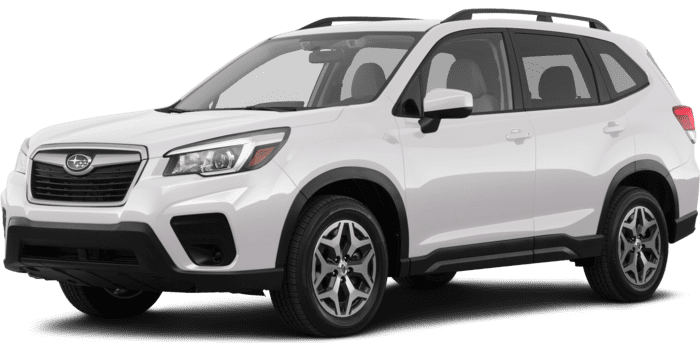 36 A 2019 Subaru Forester Manual Exterior And Interior