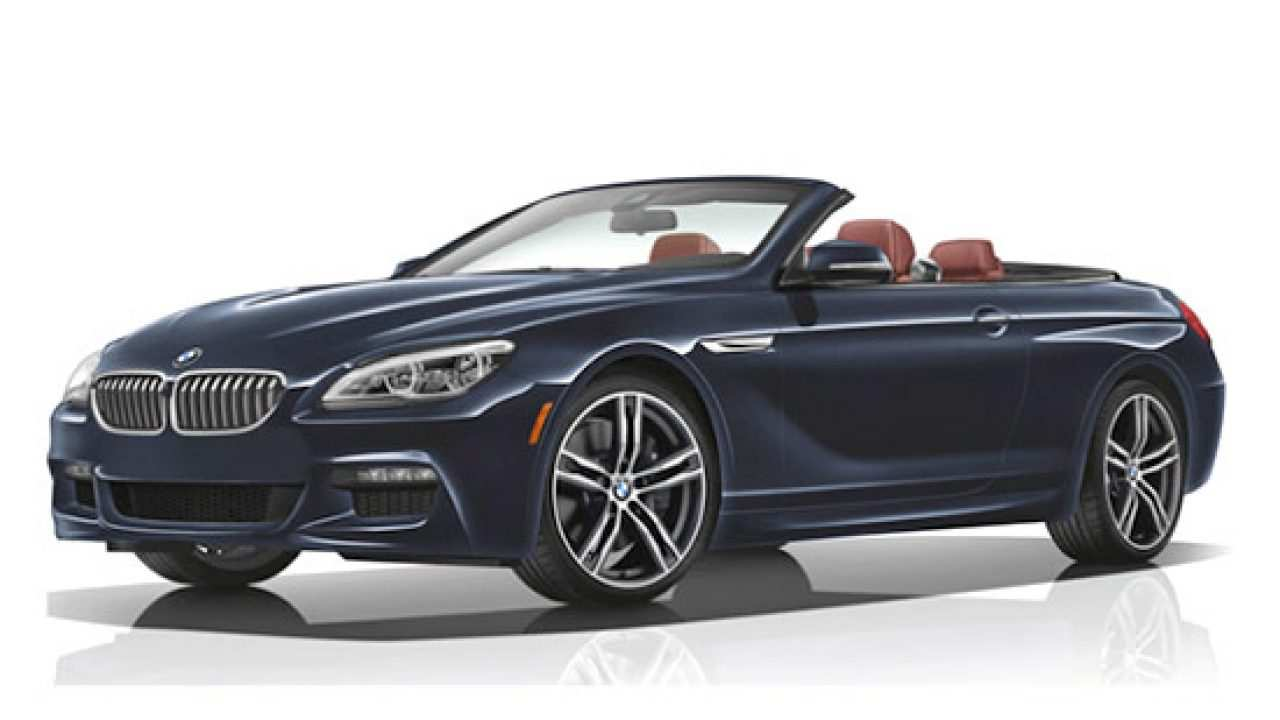 36 A 2020 Bmw 6 Series Convertible Concept